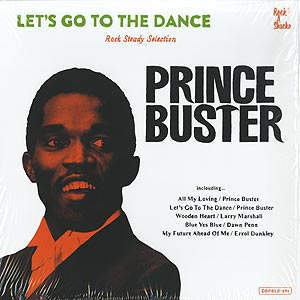 Prince Buster(プリンス・バスター)/Let's Go To The Dance(2LP)