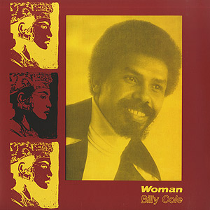 Billy Cole(ビリー・コール) / Woman(LP)